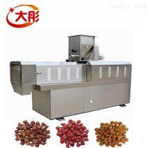 小型狗粮生产设备 宠物饲料工设备多少钱