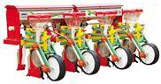 悬浮式六连杆四行玉米施肥播种机