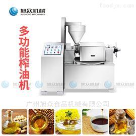 XZ-Z518-4全自动多功能高效花生菜籽榨油机设备