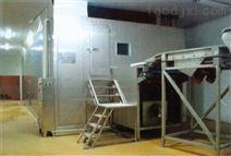 玉米粒流態化制冷機