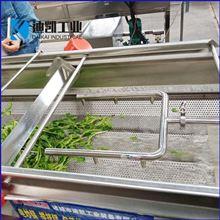DKQX-4000干枣分级机 大枣清洗流水线