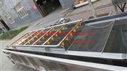 LT-4000-韭菜气泡清洗机全自动洗菜机
