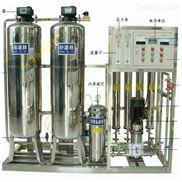 1t/h-安阳厂家直销1吨单级反渗透设备-纯水设备