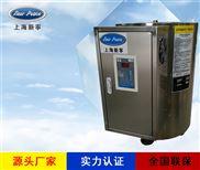 24千瓦小型环保干洗店电热水锅炉