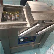 400/2s-香菇八寶醬瓶裝真空旋蓋機山東下凹式真空包裝