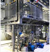 MVR升膜蒸發器