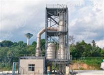 MVR六級降膜蒸發系統