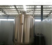 全304不锈钢啤酒发酵罐