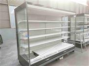 新郑市超市风幕柜超市冷藏展示柜定做厂家