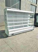 河南风幕柜定做|郑州水果冷藏保鲜柜多少钱