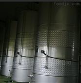 葡萄酒不銹鋼控溫發酵罐