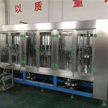 CGF24-24-8三合一瓶装饮料灌装生产线