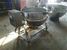 300L玫瑰花酱全自动电加热搅拌夹层锅
