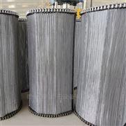 厂家定制不锈钢人字型网带 退火炉网带 耐高温、耐腐蚀