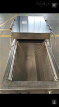 DZ-700酸菜 小米辣双室真空包装机 定制下凹