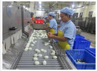 5000枚/小时不锈钢全自动鸡蛋剥壳机