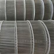 直销不锈钢乙型网带 食品一字梯形网
