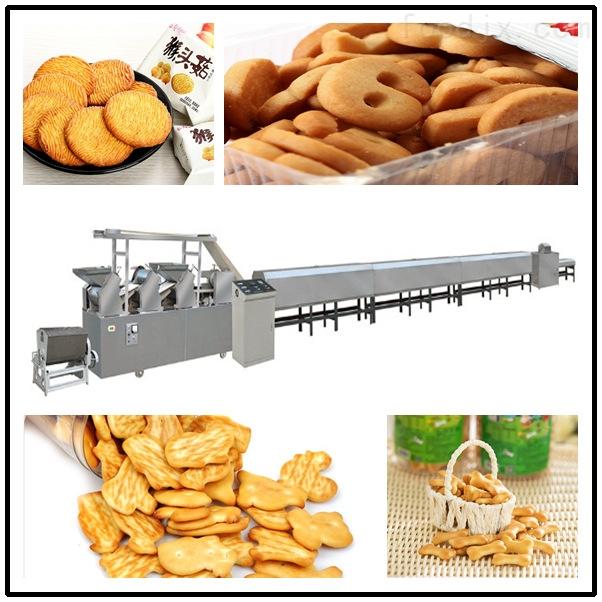 景德镇无添糖消化饼干代餐饼干生产线