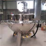 YC-100L熬制骨头汤可倾搅拌电加热夹层锅