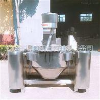 YC-100L高粘度调味料电磁行星炒锅