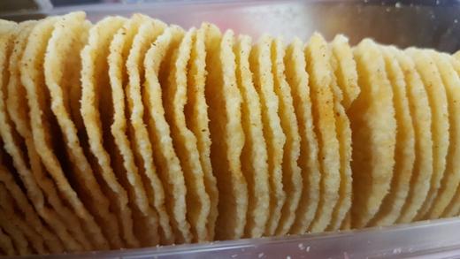 薯片:桶装与袋装有区别 切片、挤压各有风采