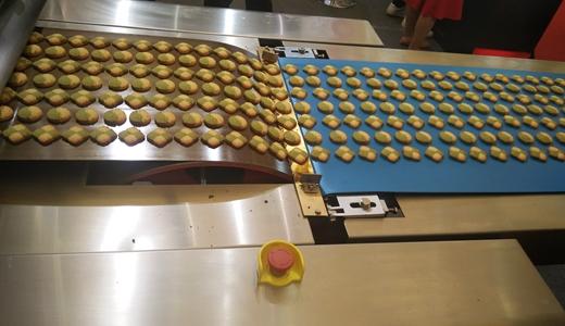 一条生产线产出至少4种饼干 厉害了我的饼干机