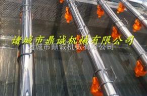 中药材气泡式清洗机