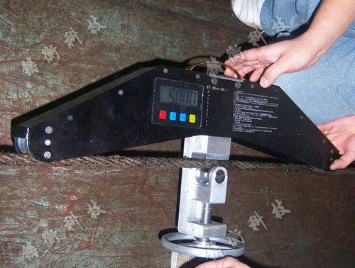 绳索张力检测仪图片