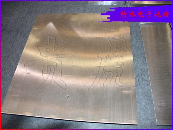 不锈钢电子地磅全304不锈钢