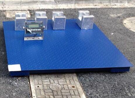 防爆电子秤适用于5t或5t以下的平台秤