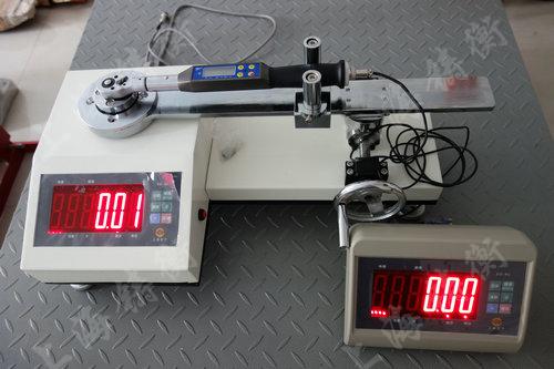 扭力扳手测定仪图片
