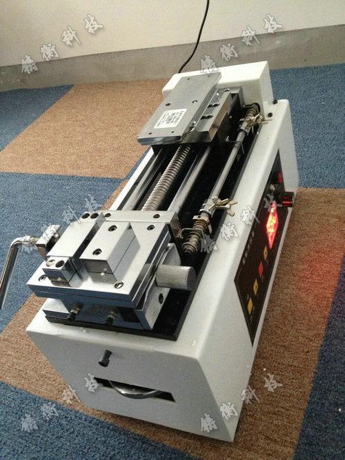 电动卧式测试机台图片