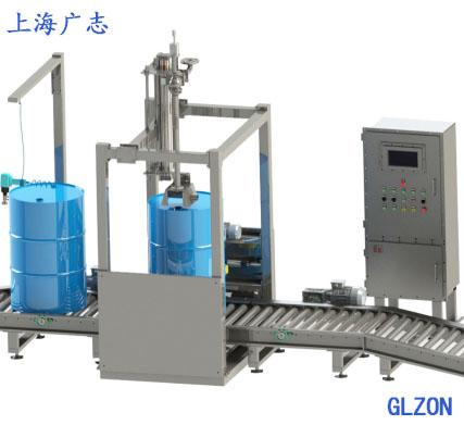 全自动油类灌装机(化工液体灌装)