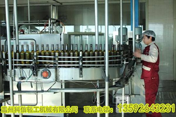 红酒生产线设备