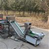 LJZL-2500炸薯片生产线 网带式全自动多种油炸流水线