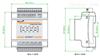 AMC16-DETT基站通信用直流电能计量模块
